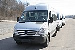 ������������� ���� ����� ������ � Mercedes-Benz Sprinter